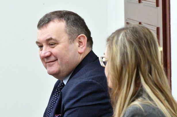 Stanisław Gawłowski podczas rozprawy wskazywał, że jest niewinny, zaprzeczał, jakoby miał przyjmować łapówki i podkreślał, że proces ma charakter polityczny