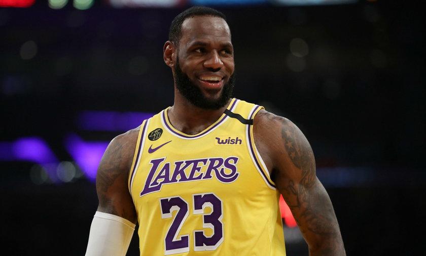 Los Angeles Lakers zdobyli mistrzostwo ligi NBA