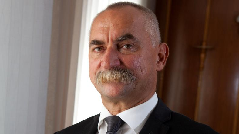 Wójt gminy Rusiec Dariusz Woźniak