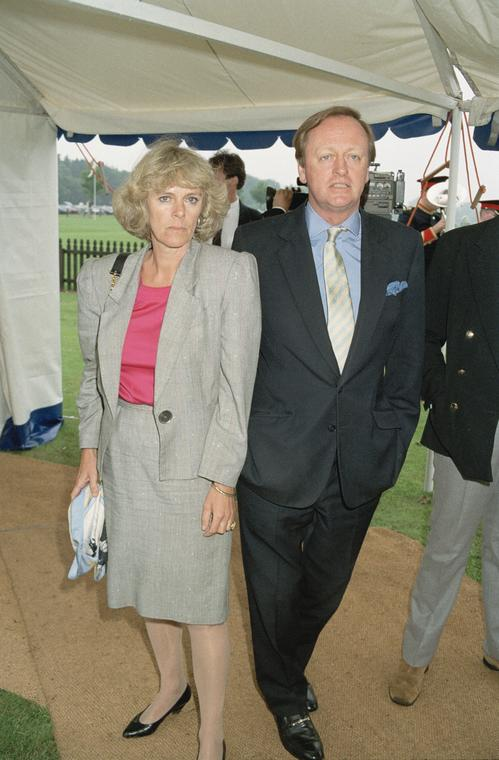 Camilla, Andrew Parker-Bowles