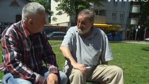 Giga Moravac se susreo sa čovekom koji ga je oteo pre 33 godine!