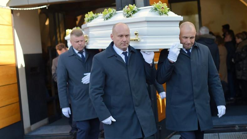 Uroczystości pogrzebowe ofiar tragicznego wypadku w Bukowinie Tatrzańskiej