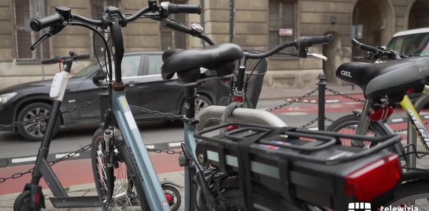 W Krakowie za darmo wypożyczysz rower elektryczny