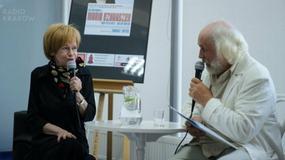 Incydent w trakcie spotkania z M. Czubaszek w tarnowskiej bibliotece