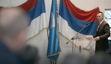 Ministar unutrašnjih poslova RS Dragan Lukač
