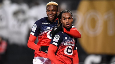 Nigerian Players Abroad: Victor Osimhen and Moses Simon score in France, Anthony Nwakaeme on target in Turkey,Victor Moses grabs assist in Milan derby