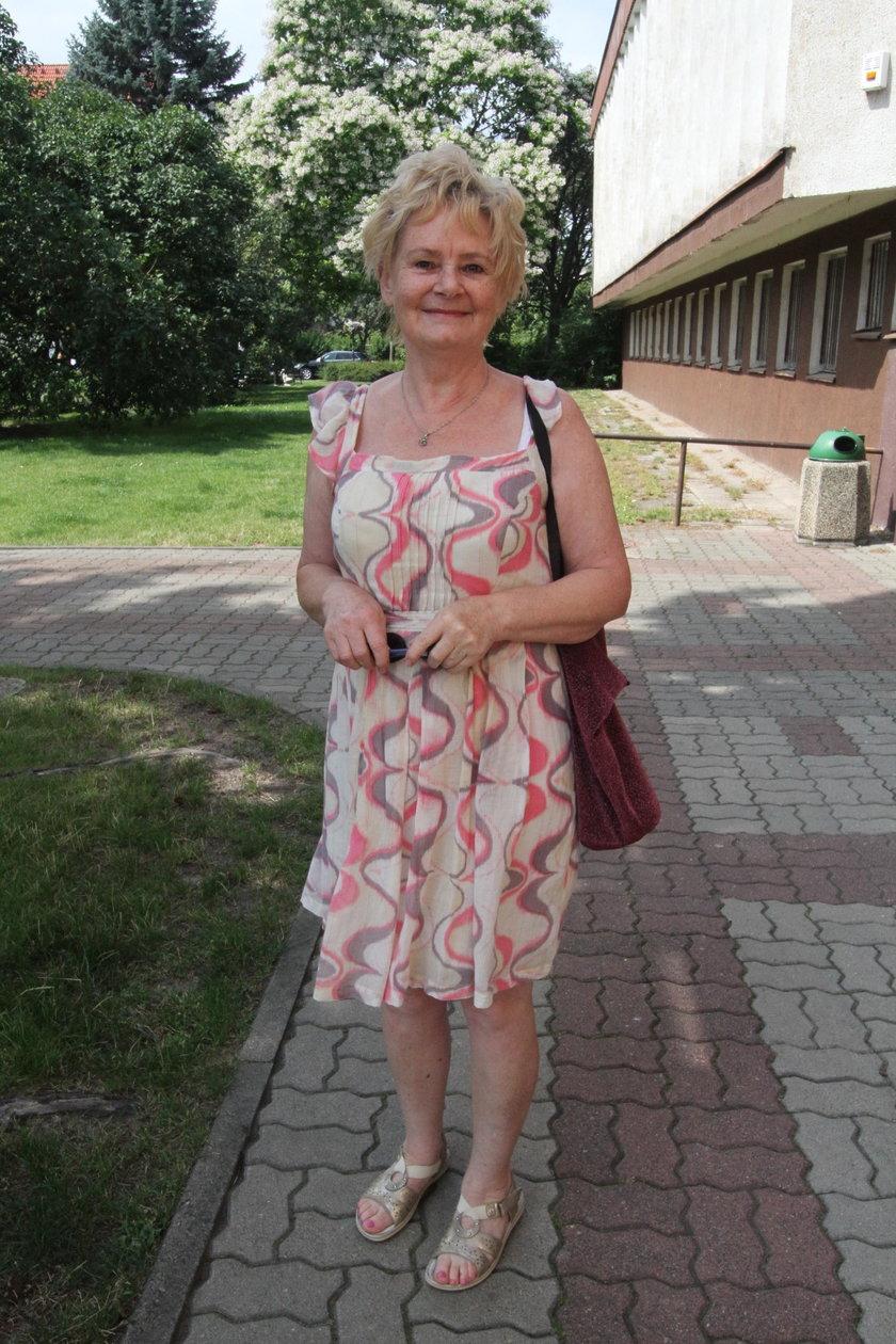 Barbara Janowska emerytka