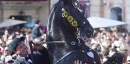 Tradycyjna parada w Hiszpanii