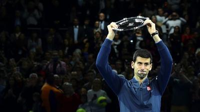 Djokovic confirms split with coach Becker