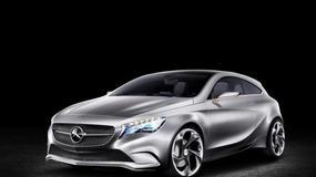 Mercedes Klasy A rzuci wyzwanie BMW i Audi