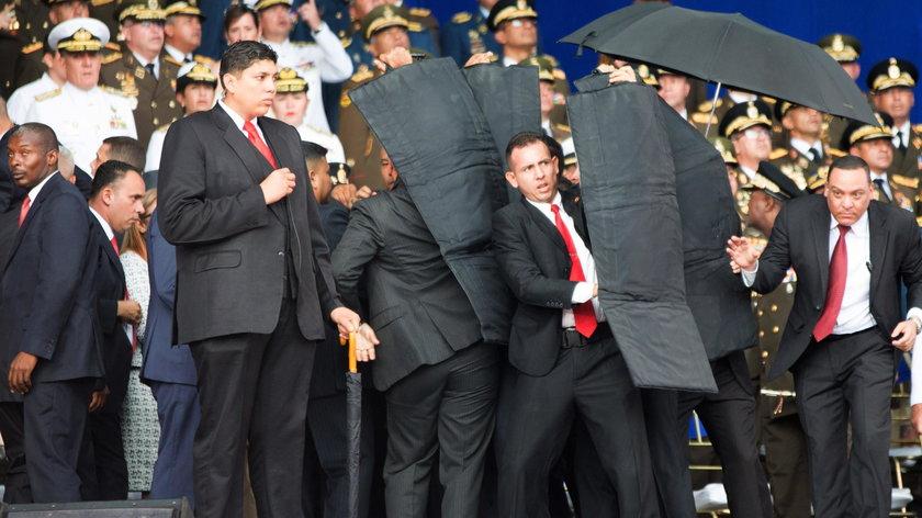 Assassination Attempt On Venezuelan President