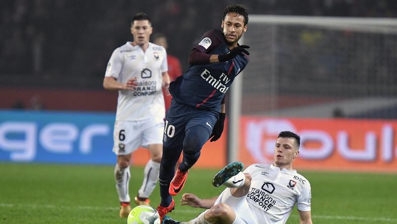 Neymar i Frederic Guilbert