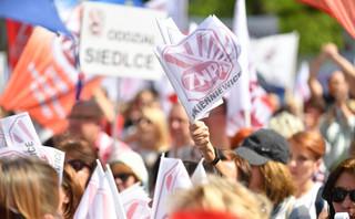 """Kurzępa z NSZZ """"Solidarność': Są inne metody wywarcia presji niż strajk [WYWIAD]"""