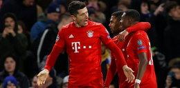 Wysoka wygrana Bayernu w Londynie. Świetny mecz Lewandowskiego