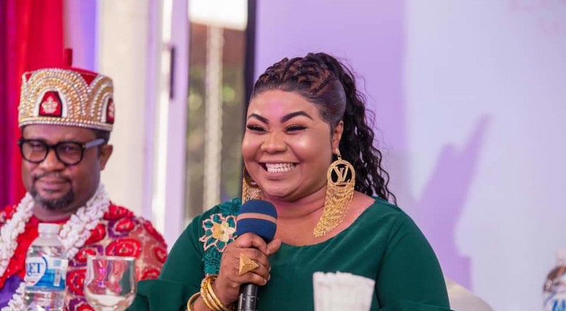 Empress Gifty unveils 'TREC2020' for March 13 at Junction Mall