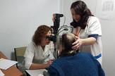 NIS02 Veliko interesovanje NIslija za preventivne preglede na Ocnoj klinici foto Klinicki centar Nis