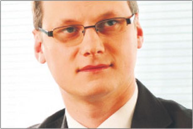 Tomasz Siek, menedżer w zespole VAT Deloitte
