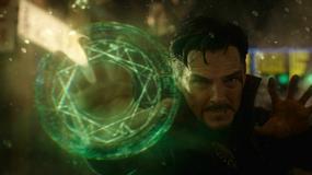 Benedict Cumberbatch jako potężny mistrz magii