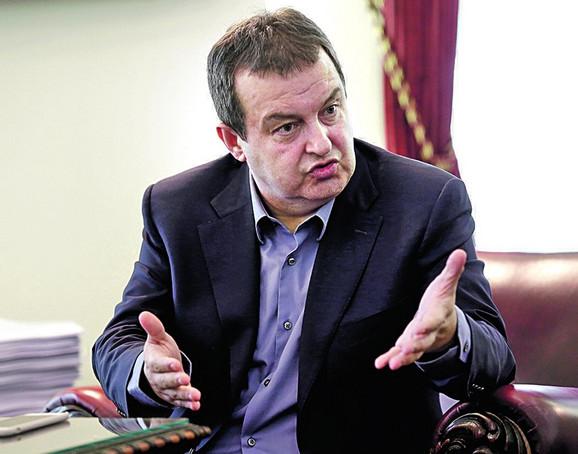 """Srbija nikad neće prihvatiti da kroz ovakve mere praktično prizna Kosovo. Dijalog Beograda i Prištine sada je praktično """"na respiratoru"""""""