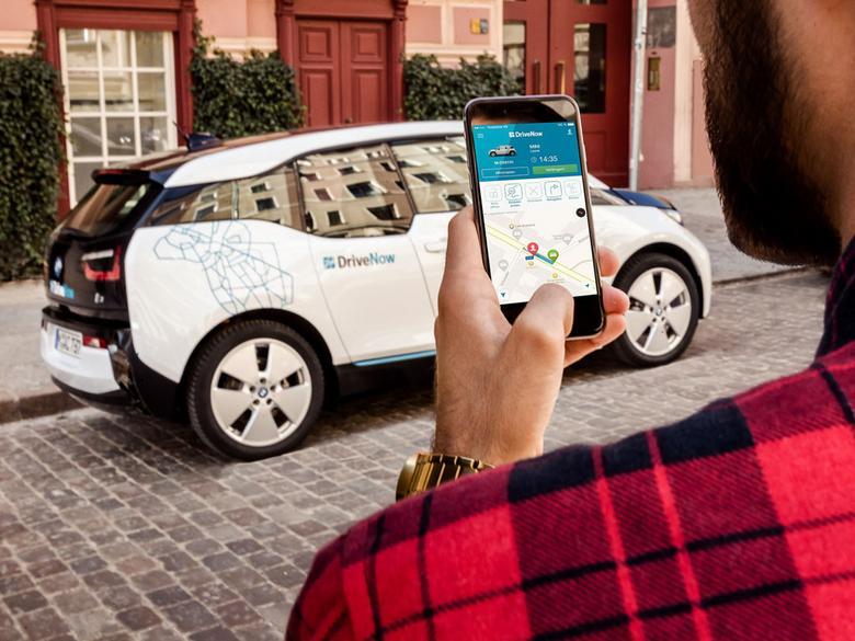 Samochód wypożyczymy,odnajdziemy i uruchomimyprzez aplikację