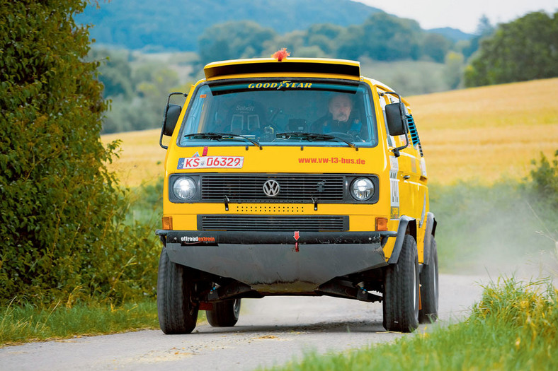 Volkswagen T3 Syncro Rebell