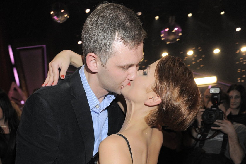 Wojciech Domański i Katarzyna Zielińska
