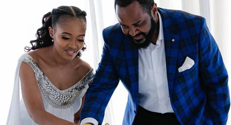 Kambua's heartfelt message to hubby after standing by her side for 7 years of being childless