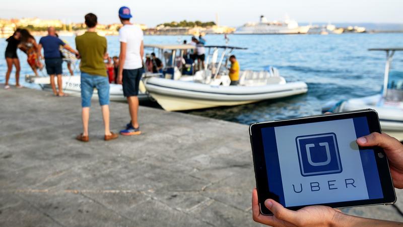Uber przestaje śledzić pasażerów