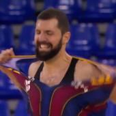 """""""Ovo, inače, radi Hulk!"""" Nikola Mirotić, TRENUTAK """"LUDILA"""" i scena na koju se samo ređaju komentari! /VIDEO/"""