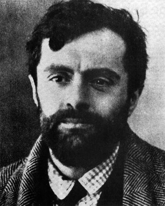 Amedeo Modiljani 1919, pred kraj života