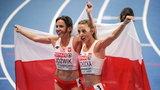 Joanna Joźwik srebrną, a Angelika Cichocka brązową medalistką w biegu na 800 m