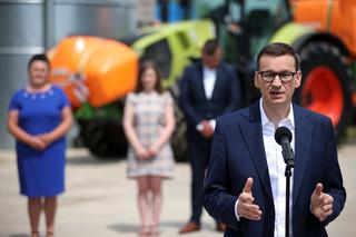 Morawiecki: W Polskim Ładzie 20 ważnych programów dla rolników