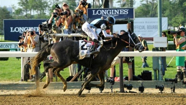 Tapwrit wygrywa ostatnią odsłonę Triple Crown Belmont Stakes