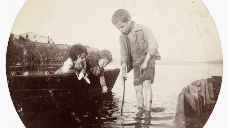 Zdjęcia wykonane pierwszym komercyjnym aparatem fotograficznym Kodak No. 1