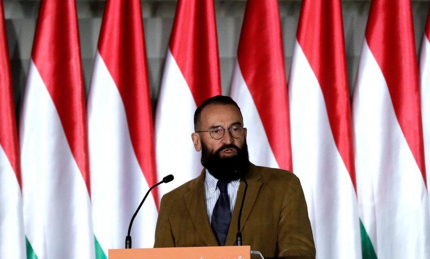 europoseł József Szájer