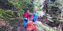 Tragedia podczas rodzinnej wycieczki w góry. 16-latek zmarł na rękach zrozpaczonego ojca