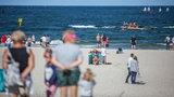Tragedia na plaży w Ustce. Nie żyją dwaj mężczyźni