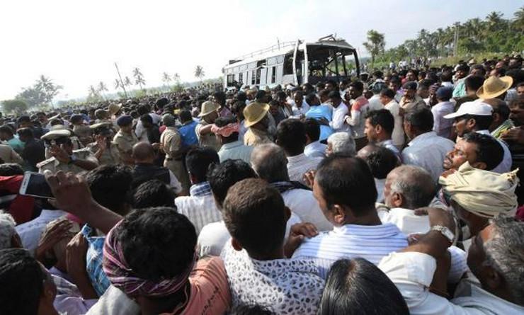 Indija udes autobuska nesreća ap