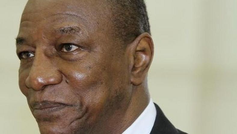 Guinea president Conde wins re-election with clear majority