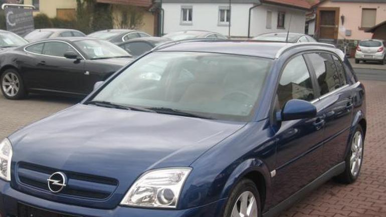 Najnowsze Opel Signum – testy i recenzje, zdjęcia, opinie, dane techniczne NZ91