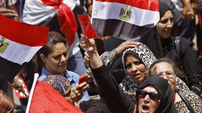 Krwawe starcia w Egipcie. Głos zabiera USA