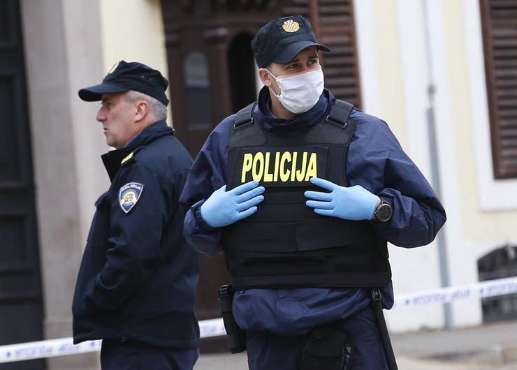 Pucnjava u Zagrebu