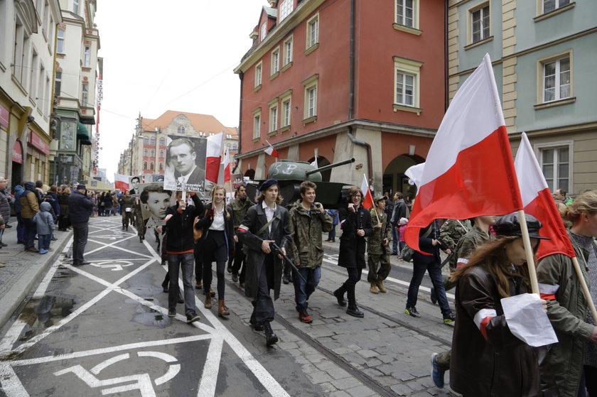 Zeszłoroczna Radosna Parada Niepodległości