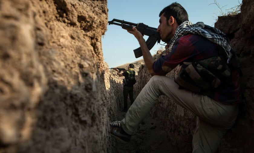 Kurdowie zaatakowali turecką bazę
