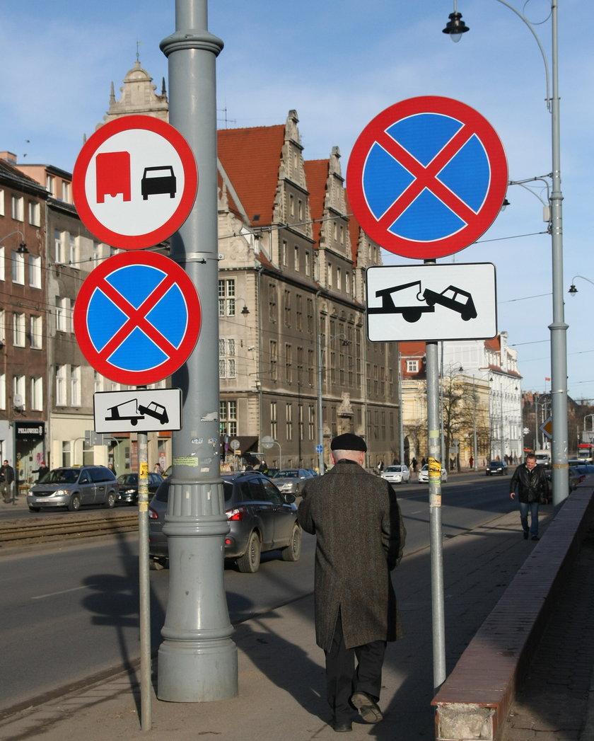 Znaki drogowe w Polsce
