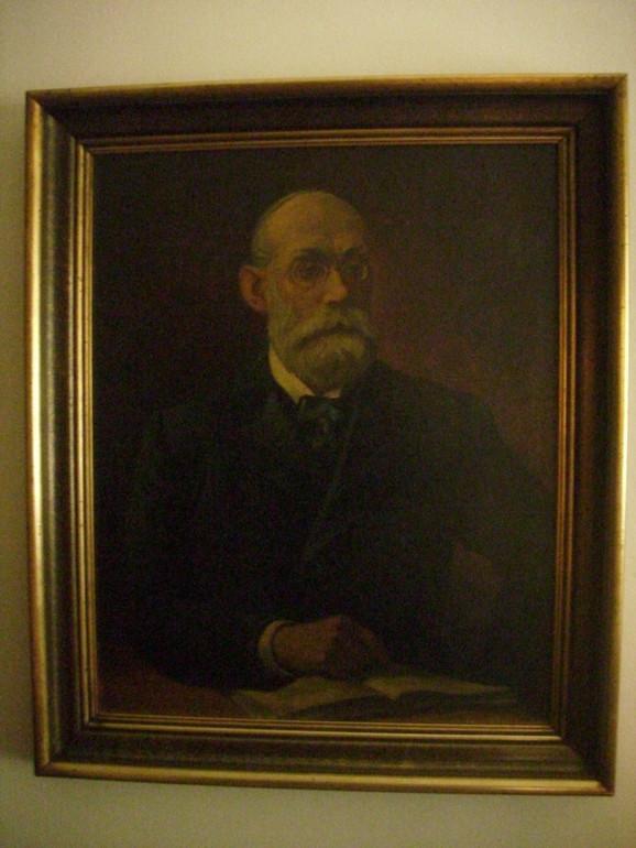 Stojan Novaković, prvi predsednik SKZ