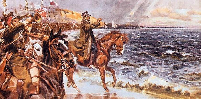100 lat temu doszło do zaślubin Polski z morzem