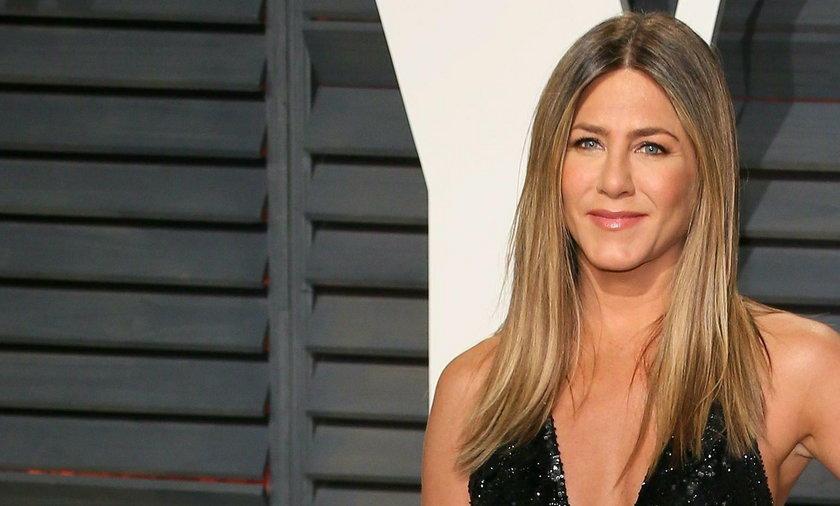 Jennifer Aniston wydała 6 milionów na... siebie