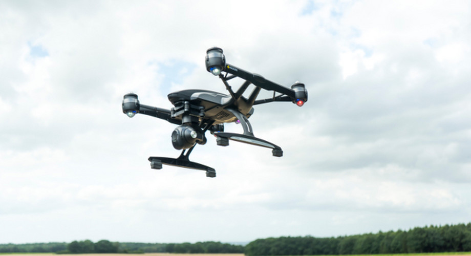 Test: Yuneec Typhoon Q500 4K – Quadrocopter unter 850 Euro