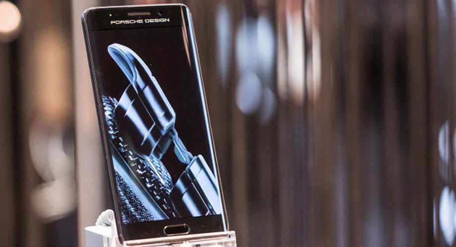 Porsche Design Huawei Mate 9 im Hands-on: 1400 Euro!